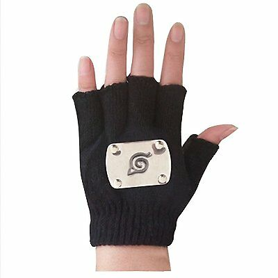 Dazcos Naruto Kakashi Kid Gloves Cosplay Costume