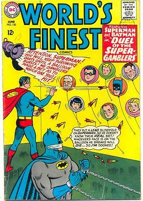World's Finest #150   VG+ (1965) Silver Age - DC Comics
