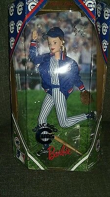 Chicago Cubs 1999 Barbie Doll