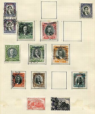CHILE -  Selection airmail