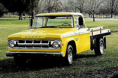 1968 Dodge Other Pickups  Dodge D-100
