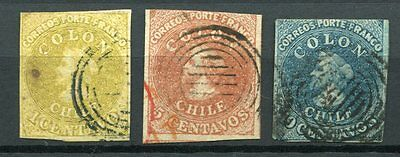 CHILE -  Selection first issue