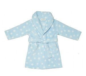 Baby Blue Dressing Gown 12-18 months