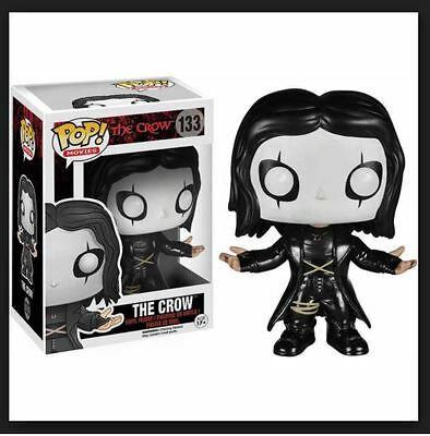 Funko Pop! The Crow w free protector