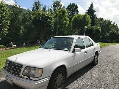 1994 Mercedes-Benz 400-Series  1994 Mercedes Benz 420E