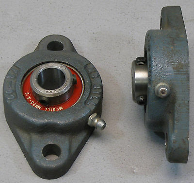 "PAIR Mc Gill ~ 5/8"" FLANGE MOUNTED BALL BEARING ""USA"""