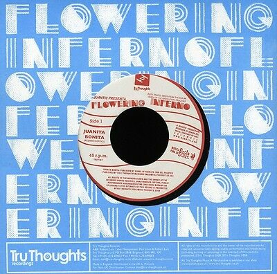 Juanita Bonita - Quantic Presents Flowering Infe (2008, Vinyl NEU) 7 Inch Single