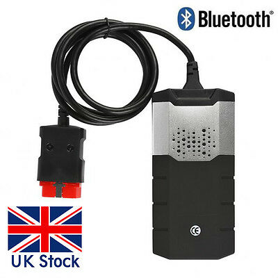 FREE SHIP Newest Diagnostic Tool Scanner Kit VCI D for OBDII Vehicle Bluetooth