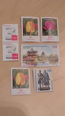 GERMANY POSTAGE STAMPS ~ Unfranked