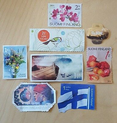 SUOMI FINLAND POSTAGE STAMPS ~ Unfranked (2)