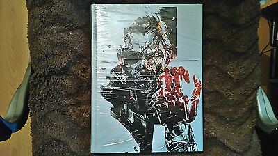 Metal Gear Solid V The Phantom Pain Collector's Edition Guide New