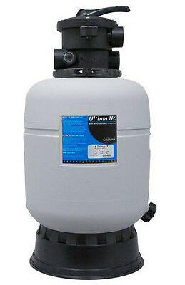 Ultima II 2000 Pond Filter - 2-inch Valve with BONUS Floating Pond Thermometer!