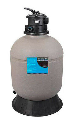Ultima II 4000 Pond Filter - 2-inch Valve with BONUS Floating Pond Thermometer!