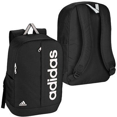 Adidas Performance Mens Boys School Collage Uni Backpack Rucksack Bag New