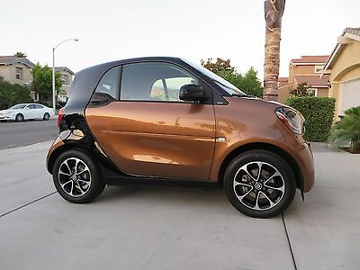 2016 Smart Fortwo Passion 2016 Smart ForTwo Passion *Original Owner* immaculate inside & out