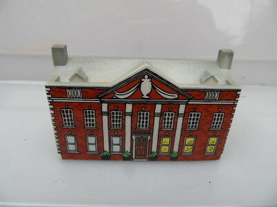 Whimsey on Why WADE Miniature   No 6   Bloodshot Hall  SEE PHOTOS