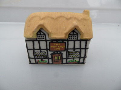 Whimsey on Why WADE Miniature   No 5   Why Knot Inn     SEE PHOTOS