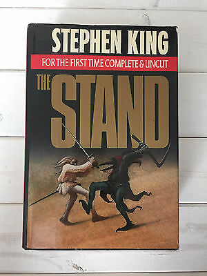 The Stand, The Complete & Uncut Edition by Stephen King, Hardcover