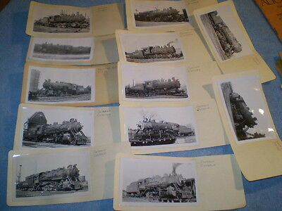 Train Locomotive Pictures Collection