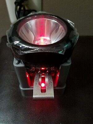NEW MINE MINING LIGHT MSHA APPROVED COAL LAMP ADJUSTABLE Charger included