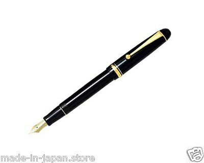 Pilot Namiki Custom 74 Fountain Pen Black With Converter