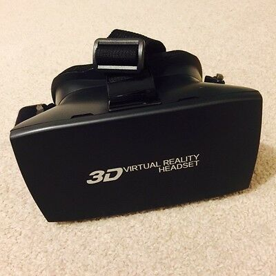 Virtual Reality Headset   Sydney Based, Quick Delivery