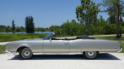 """1967 Oldsmobile Ninety-Eight Ninety Eight 1967 Oldsmobile 98 Convertible with 51,523 Miles -""""AACA National 1st Place"""""""