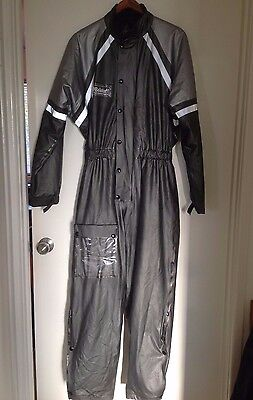 Belstaff -  Stormshield - One Piece - Waterproof Oversuit - Motorcycle - Sz S