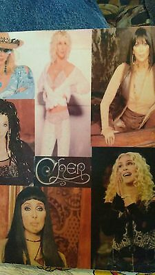Cher mouse pad
