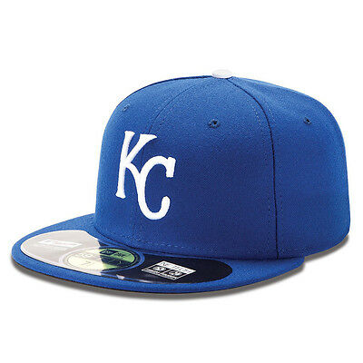 Kansas City Royals New Era Mlb On-Field 59Fifty Fitted Cap 7 3/8 カンザスシティ・ロイヤルズ