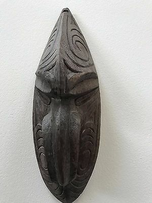 Aboriginal Papua New Guinea Old Mask