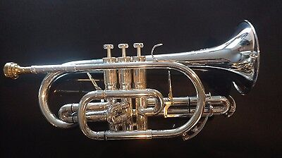 Besson Sovereign professional Bb cornet