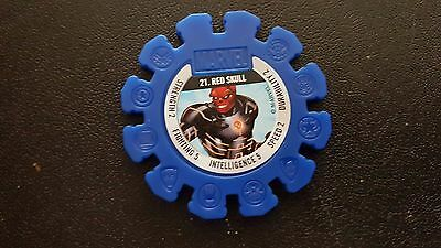 Woolworths Super Discs - 21. Red Skull