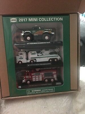 HESS 2017 Mini Collection Red Hot