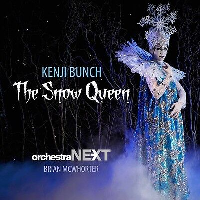 Snow Queen - 2 DISC SET - Bunch / Orchestra Next / Mcwhorter (2017, CD NEUF)