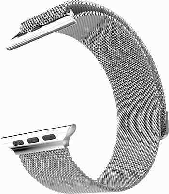 Original 38mm Premium Fashion Stainless Steel Magnetic Milanese Apple Watch Band