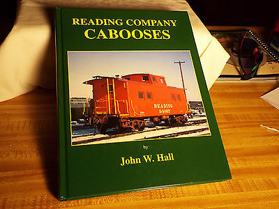 Reading Railroad Cabooses - OUT OF PRINT - LAST TIME LISTING AT THIS PRICE!
