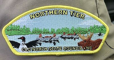 Boy Scout Old North State Council 2017 Northern Tier Csp 40 Made