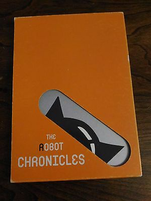 "Astro Boy (Mighty Atom) Japan ""The Robot Chronicles"" Book"