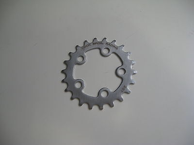 COOK BROS RACING chainring 22 teeth made of steel 58BCD new mountain bike retro