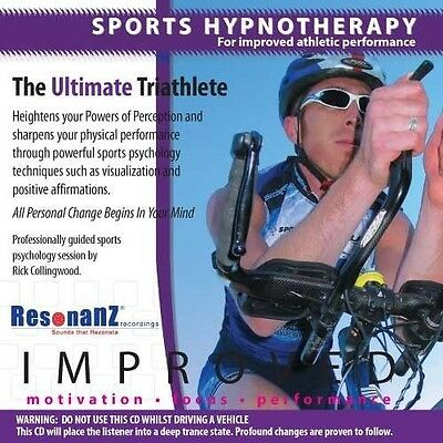 Ultimate Triathlete CD - Sports Hypnosis for Triathletes