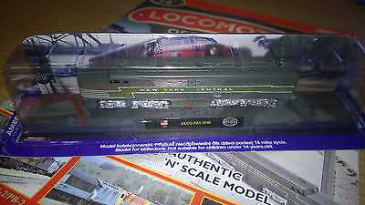 ALCO PA-1 New York Central Nscale Model Locomotives of the World issue 14