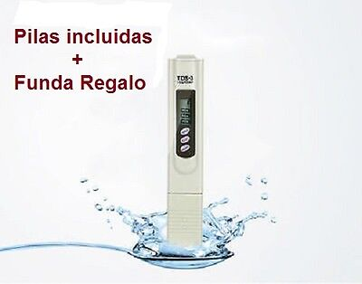 Medidor PH - TDS Digital, Meter 3 White, leer descripcion, Piscinas/Aquario etc.