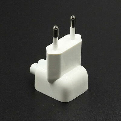 EU Wall Plug USB Charger AC Power Adapter For iPhone 5 6 iPad iPod mini MacbookE