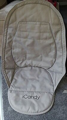 icandy peach 3 seat liner