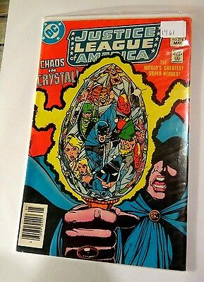 Justice League of America #214 DC Bronze age Comic CB1461