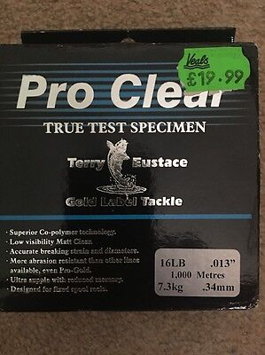 Pro Clear Line