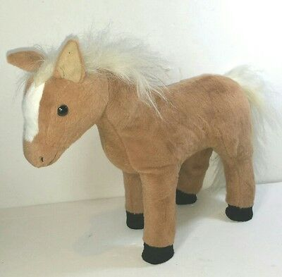 Baby born Horse Pony Interactive soft toy pet Light brown Walks Zapf Creations