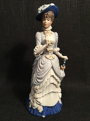 """Wedgwood Spink """"The Golden Jubilee"""" 1887 Limited Edition Figurine"""