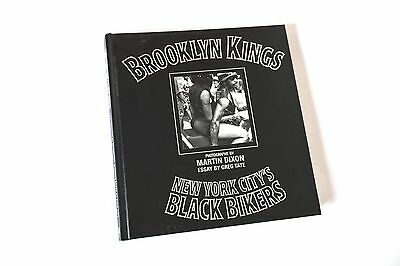 Brooklyn Kings by Martin Dixon Gebundene Ausgabe - Black Bikers Motorrad Gang